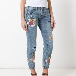 One Teaspoon Orchid Freebird Jeans